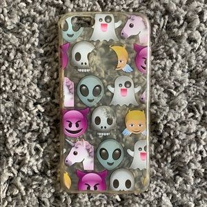 iPhone 6s+ Emoji Phone Case